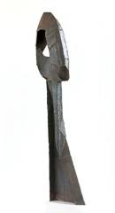 3 Schädel 1993, Höhe: 120 cm